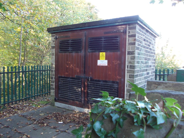 Electricity Substation No 606 - Beck Lane