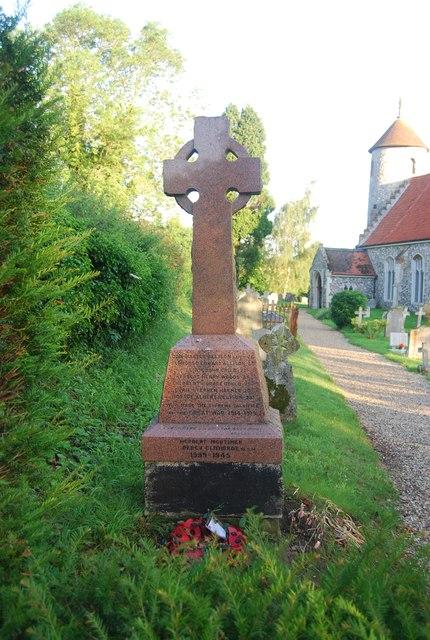 Bawburgh War Memorial