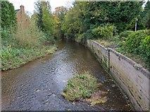 SP0957 : River Arrow from Gunning's Bridge by David P Howard