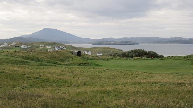 Golf course, Rosapenna