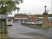 NT9953 : Berwick Railway Station by Pauline E