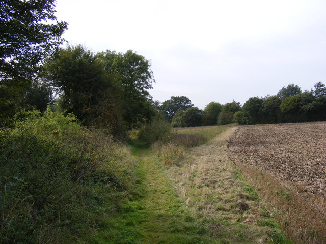 Footpath to North Entrance