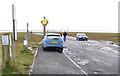 NU0742 : Causeway passable by Pauline E