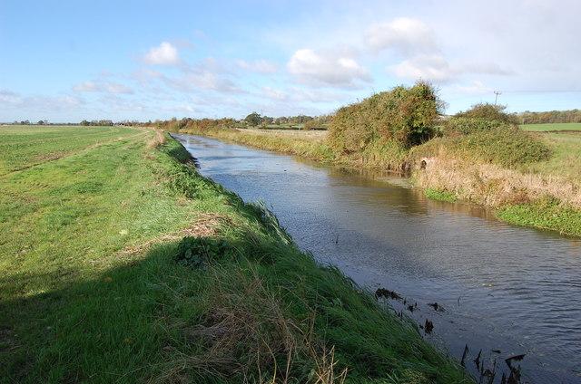 Royal Military Canal, near Bilsington