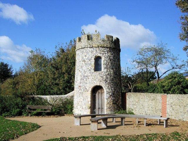 Prospect Tower, Priory Park