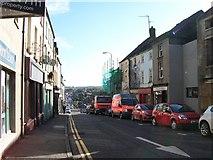 J2664 : Traffic in Bridge Street by Eric Jones
