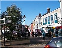 J2664 : Market Square, Lisburn by Eric Jones