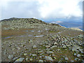 NY2207 : The north ridge of Ill Crag by John Allan