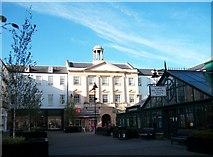J2664 : Lisburn Square, Lisburn by Eric Jones
