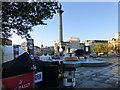 TQ3080 : Trafalgar Square by PAUL FARMER