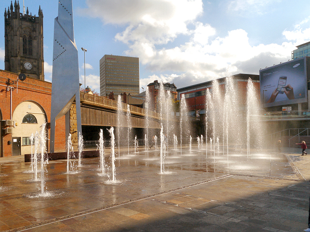 Greengate Fountains
