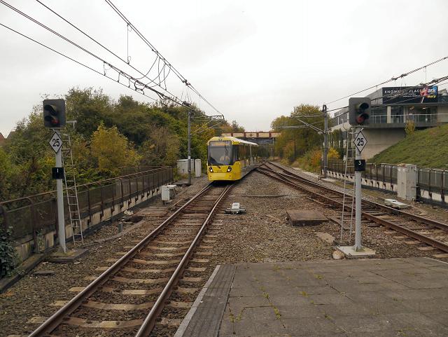 Metrolink, Bury