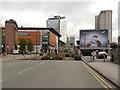SJ8398 : Manchester, Victoria Street by David Dixon