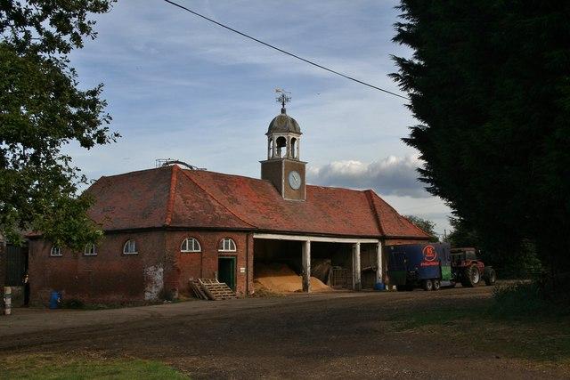 Albyns Coach House
