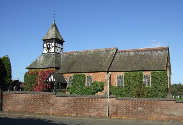 St Matthew's Church, Harlaston