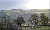 SK1583 : Across the fields to Castleton by Neil Theasby