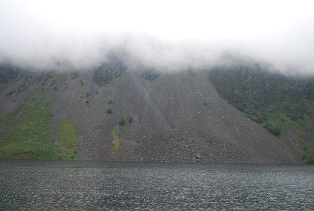 View across Wast Water