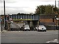SJ9399 : Ashton-Under-Lyne, Turner Lane by David Dixon