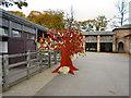 SD8304 : Heaton Park Memory Tree by David Dixon