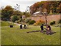 SD8304 : Heaton Park Western Pleasure Gardens by David Dixon