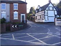 SO8483 : Church Hill by Gordon Griffiths