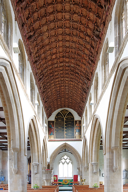 How To Design Spaces For People With >> Church of St Peter & St Paul, Shepton... © Mike Searle cc-by-sa/2.0 :: Geograph Britain and Ireland