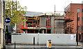 J3373 : Hotel site, Dublin Road, Belfast (7) by Albert Bridge
