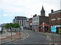O1634 : Buildings on City Quay by Eric Jones