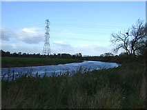SK3527 : The River Trent near Ingleby by JThomas
