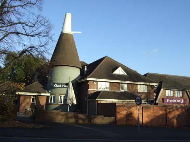 The Oast House pub, Sinfin Lane