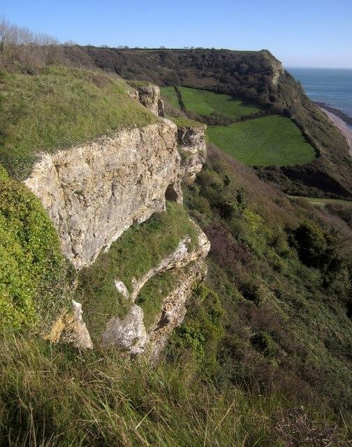 Rempstone Rocks