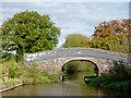 SJ6151 : Stoneley Green Bridge near Ravensmoor, Cheshire by Roger  Kidd