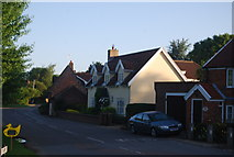 TG1508 : Harts Lane by N Chadwick
