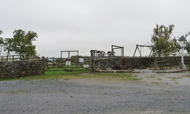 Playground at Ulnaby