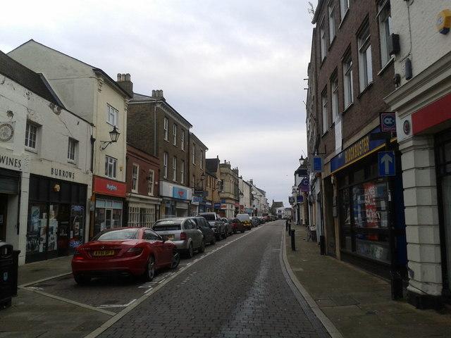 High St, Ely
