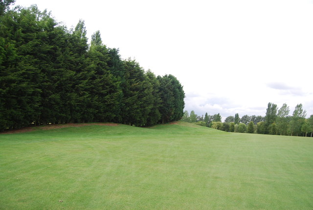 Shelterbelt, Ballards Gore Golf Course