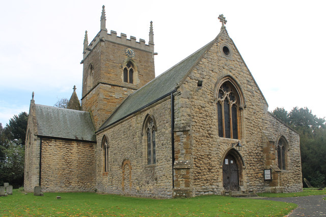 St Edmund's church, Riby