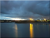 TQ7568 : View of Chatham Ness, Medway by David Anstiss