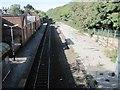 SD3627 : Lytham railway station by Nigel Thompson