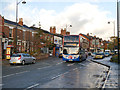 SJ8690 : Heaton Mersey, Didsbury Road by David Dixon