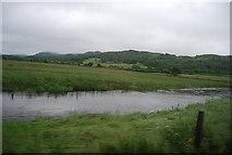 SD1196 : River Esk by N Chadwick