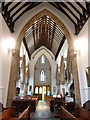 SK7963 : St Mary's Church, Carlton-on-Trent, Interior by Alexander P Kapp