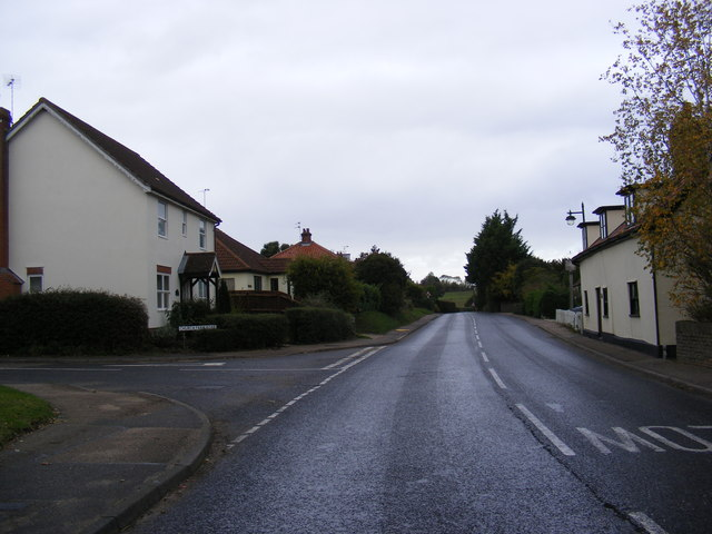 A144 The Street, Bramfield