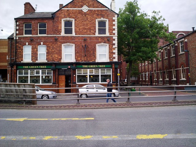 The Green Tree, Middlesbrough