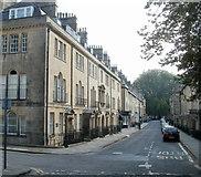 ST7465 : Brock Street, Bath by Jaggery