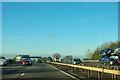 SU6805 : Westbound A27 by Robin Webster