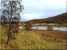 NN6795 : Lochain Uvie by Mary and Angus Hogg