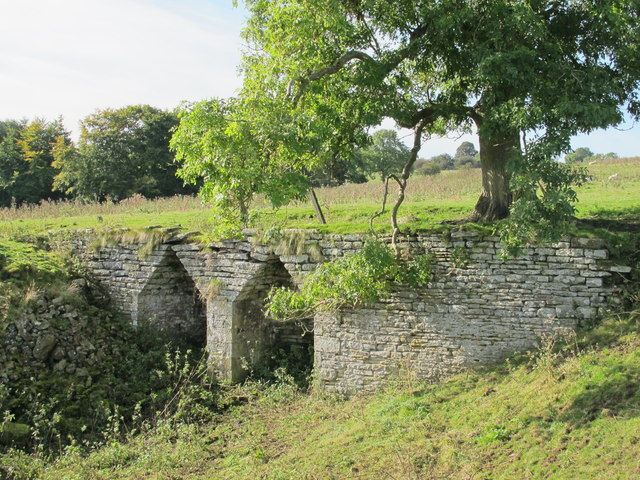 Lime kilns, near Walwick