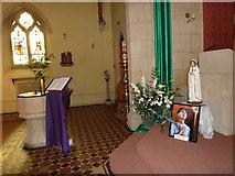 SU4212 : Inside St Edmund's RC Church (VI) by Basher Eyre