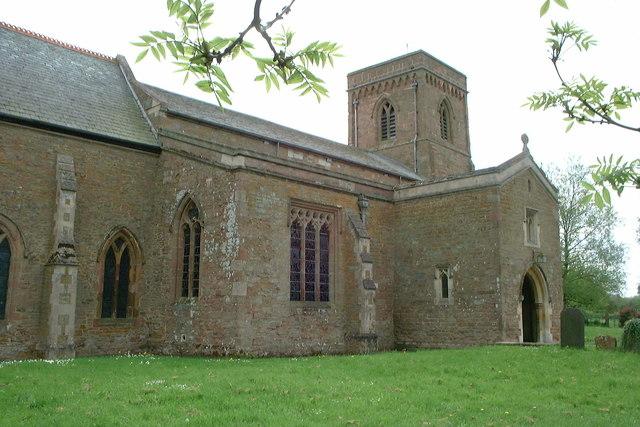 St Mary's church, Barby